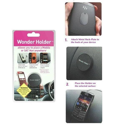Wonder Holder Magnetic for Phone & Sat-Nav