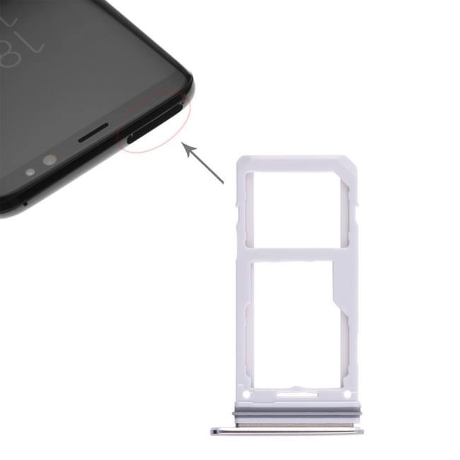 Samsung Galaxy S8 / S8 Plus Replacement SIM Card Tray Gold