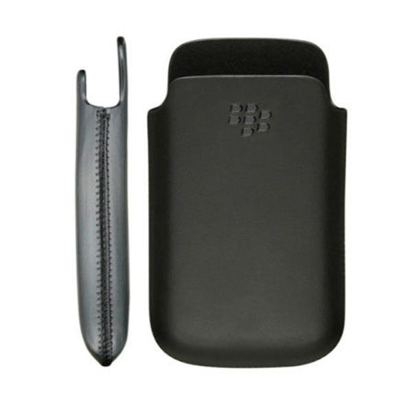 BlackBerry HDW-31228-002 Leather Case