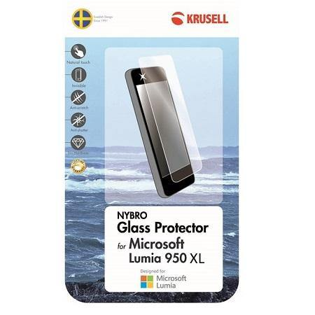 Krusell Nybro Microsoft Lumia 950 XL Glass Screen Protector