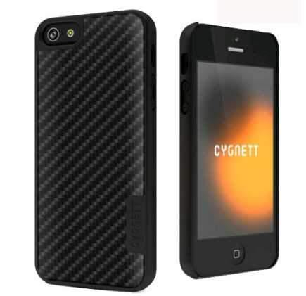 Cygnett iPhone 5S / 5 UrbanShield Case - Carbon