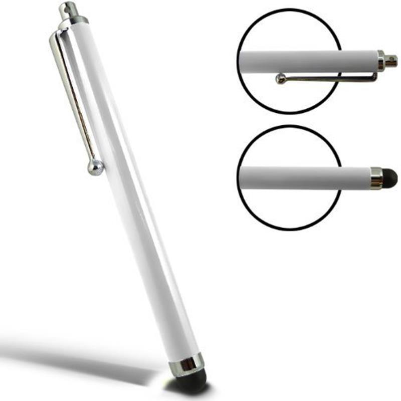Universal Stylus pen - White - Uk Mobile Store