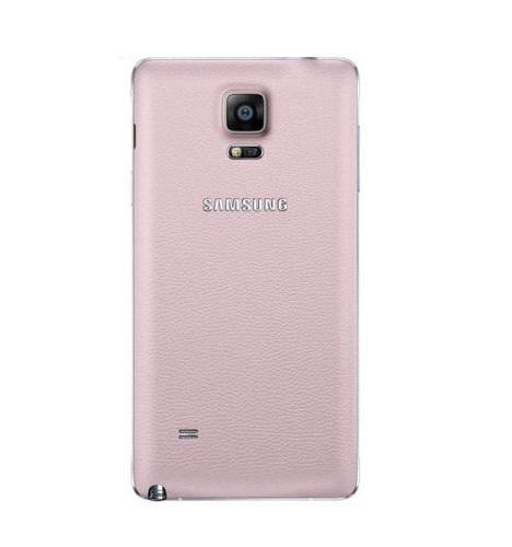 Samsung Galaxy Note 4 Back Cover Pink - EF-ON910SPEG