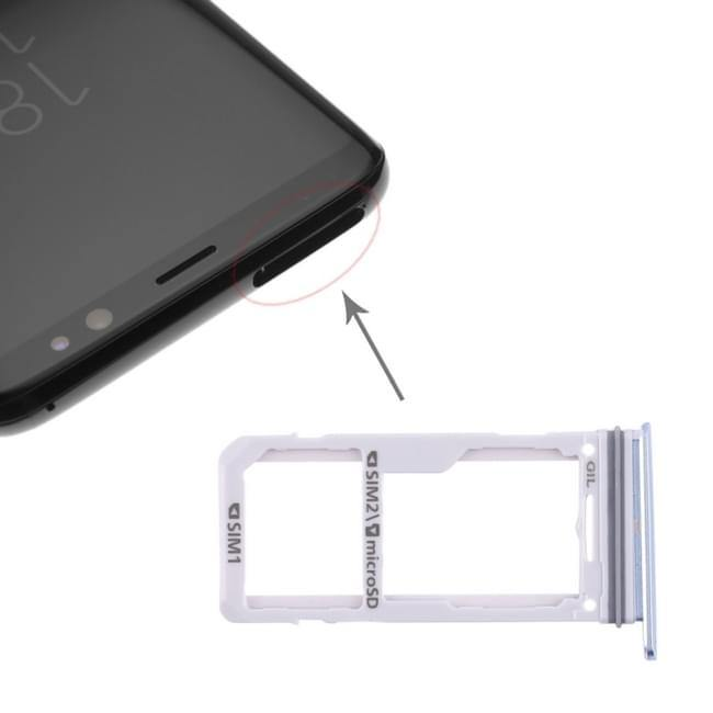 Samsung Galaxy S8 Sim Karte.Samsung Galaxy S8 S8 Plus Replacement Sim Card Tray Blue