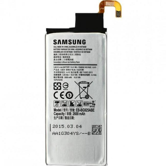 Official Samsung Galaxy S6 Replacement Battery 2550mAh - EB-BG920ABE