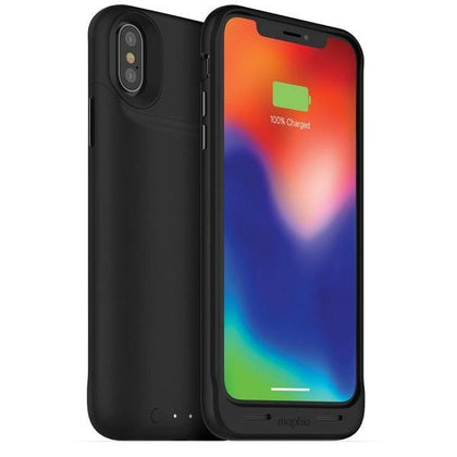 Mophie Apple iPhone X Juice Pack Air Battery case Black