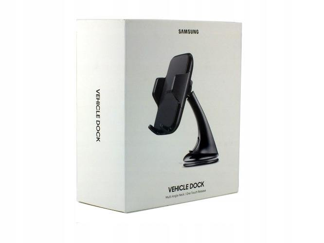 Official Samsung Galaxy Note 10 Plus Vehicle Dock Windscreen Mount