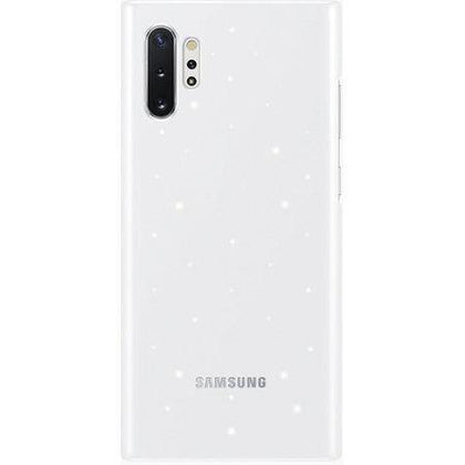 Official Samsung Galaxy Note 10 Plus 5G LED Cover Case White