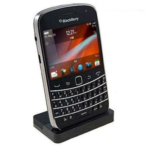Blackberry 9900 Bold Charging Charger Stand Pod