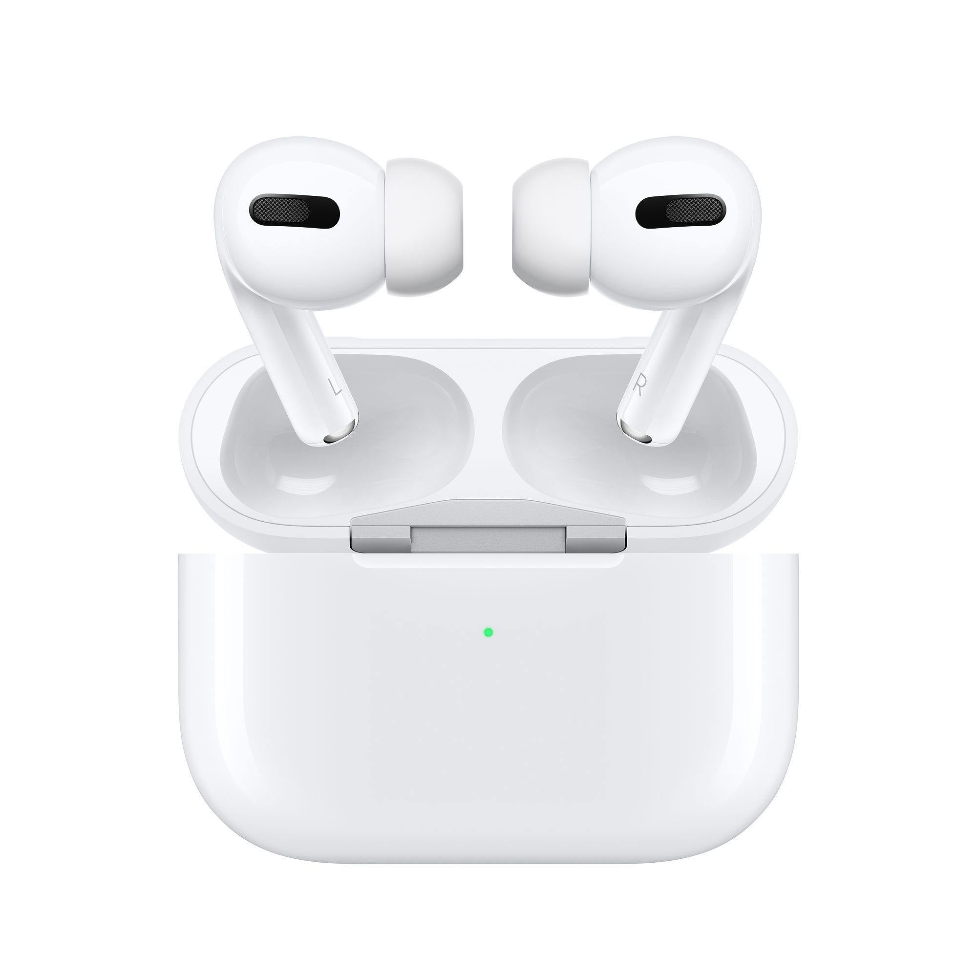 Apple AirPods Pro White Wireless Charging Case MWP22ZM/A