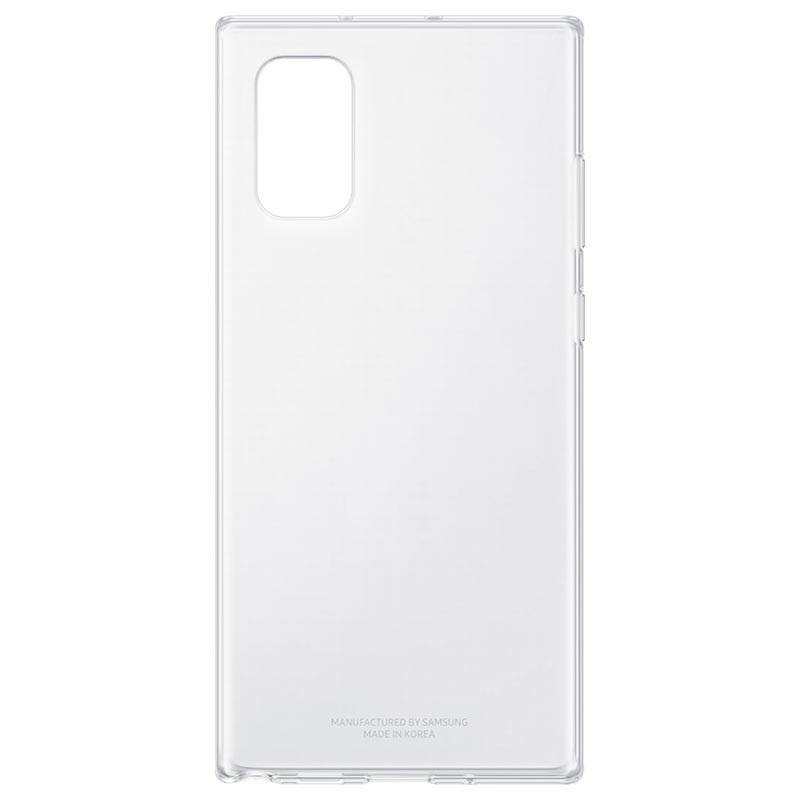 Official Samsung Galaxy Note 10 Plus Case - Clear