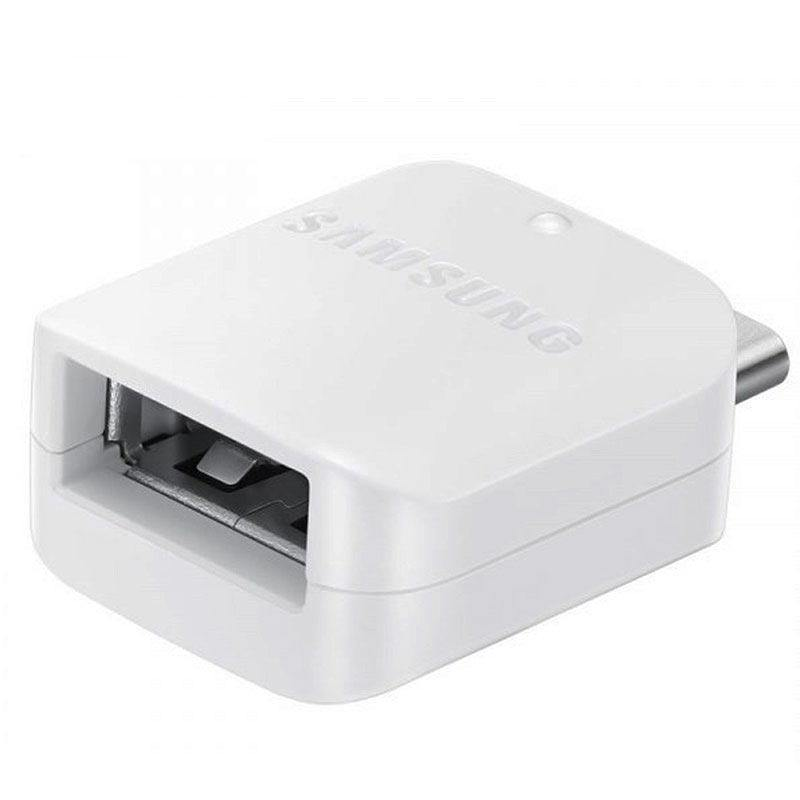 Official Samsung USB Type-C / USB OTG Adapter White EE-UN930BW - Uk Mobile Store