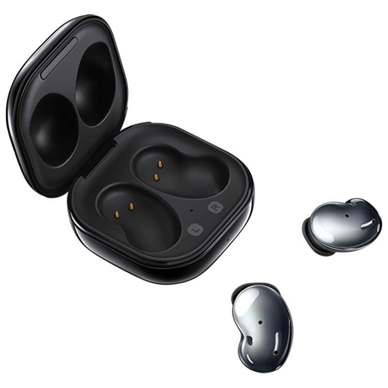 Official Samsung Galaxy Buds Live Wireless Earphones Black - Uk Mobile Store