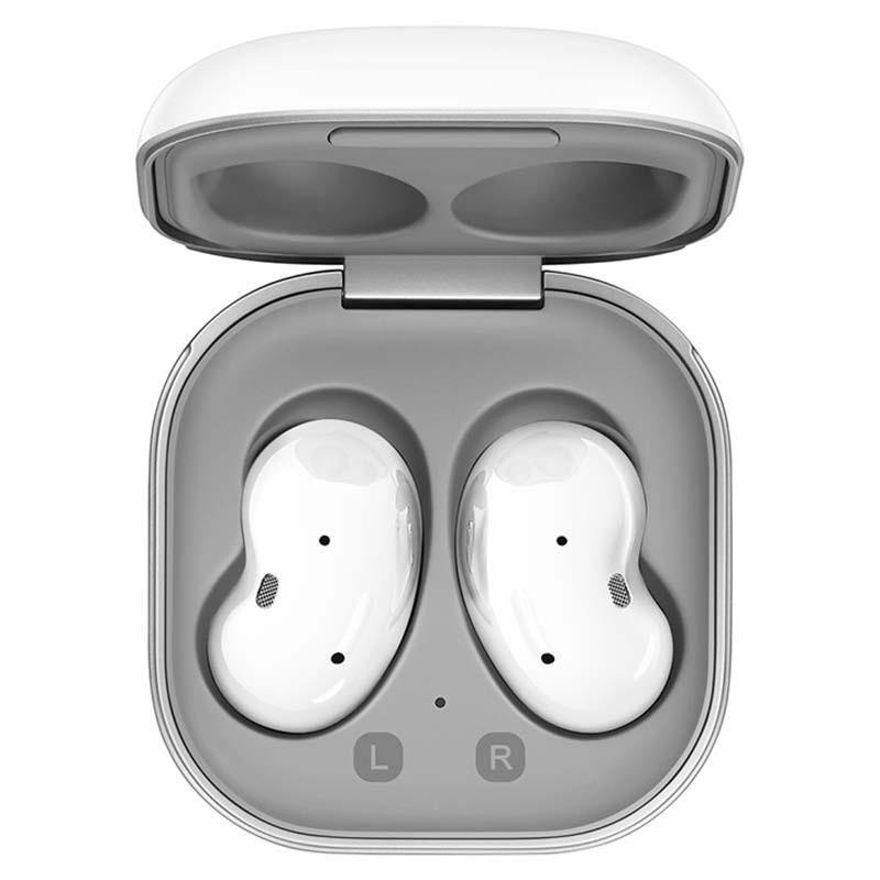 Official Samsung Galaxy Buds Live Wireless Earphones White SM-R180 - Uk Mobile Store