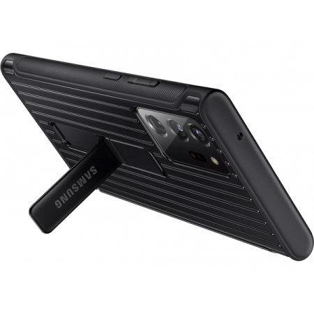 Official Samsung Galaxy Note 20 Ultra Protective Standing Case - Black