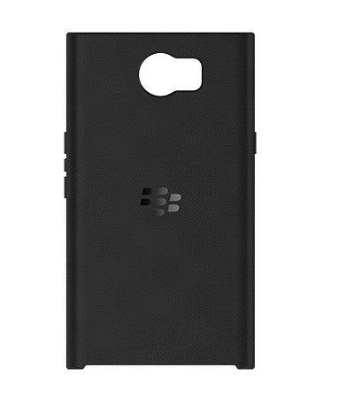 Official BlackBerry Priv Slide-Out Hard Shell Case Black - ACC-62170-001