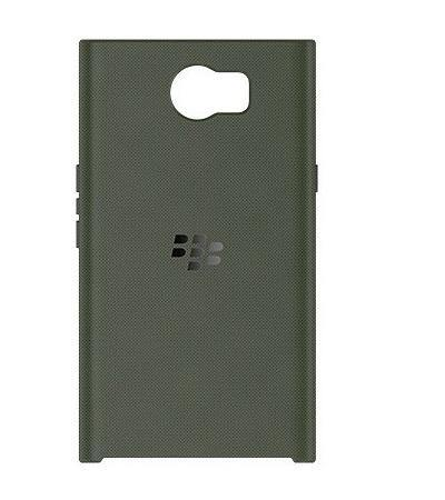 Official BlackBerry Priv Slide-Out Hard Shell Case Green - ACC-62170-003