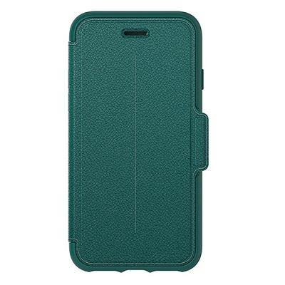 OtterBox iPhone 7 / iPhone 8 Strada Folio Leather Case Pacific Opal
