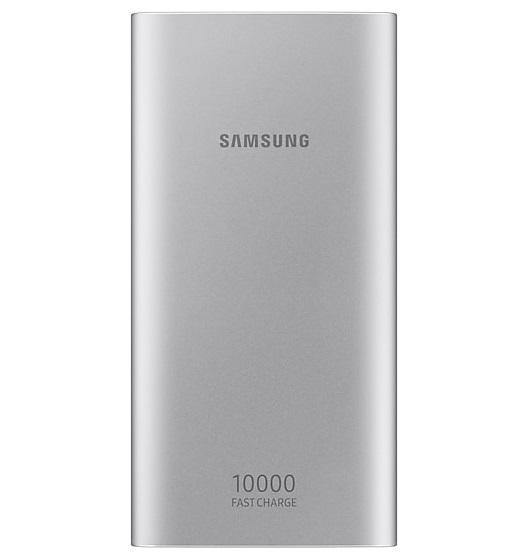 Official Samsung Micro USB 10,000mAh Power Bank Battery Pack - EB-P1100BSEGWW
