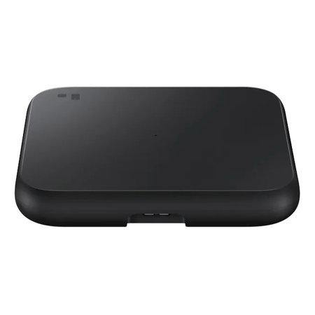 Official Samsung S21 Wireless Charging Pad With UK Plug Black - Uk Mobile Store