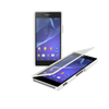 Sony Xperia Z3 Book Case Touch Cover - Polar White