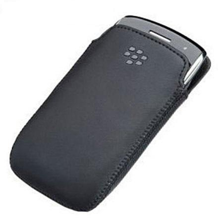 BlackBerry Curve 9360 Pocket Line Pattern Black