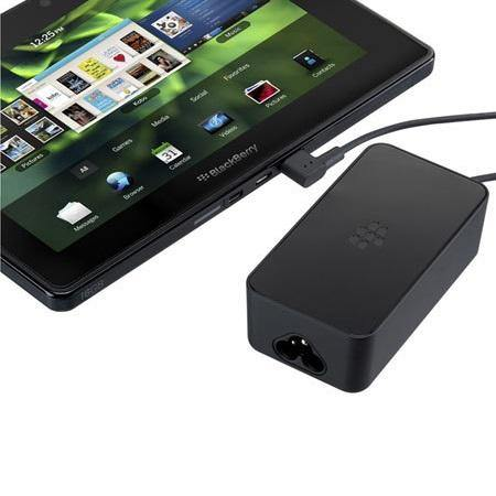 BlackBerry PlayBook Rapid Travel Charger - ACC-39341-201 - Uk Mobile Store