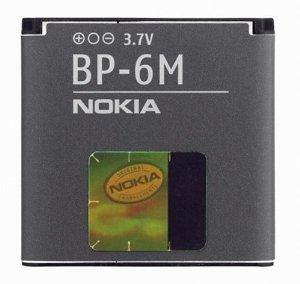 Genuine Nokia N73 Battery - BP-6M