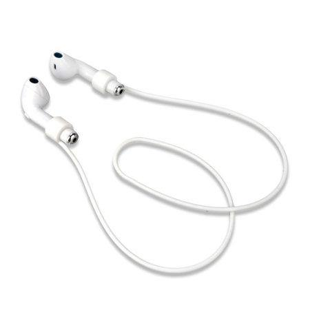 Wireless Bluetooth Stereo Earphones White