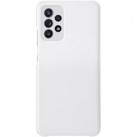 Official Samsung Galaxy A52 S View Cover Case White - Uk Mobile Store
