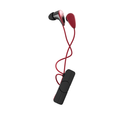Official iFrogz Charisma Bluetooth Earphones Black/Red