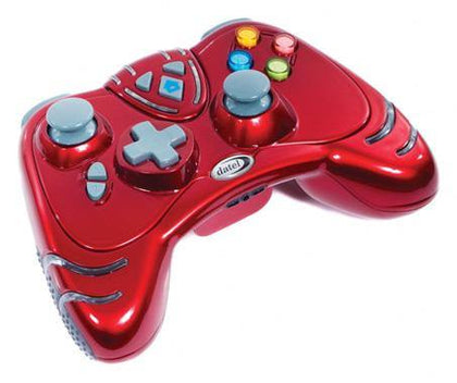 Datel Xbox 360 Wildfire 2 Wireless Controller - Ruby Red - Uk Mobile Store