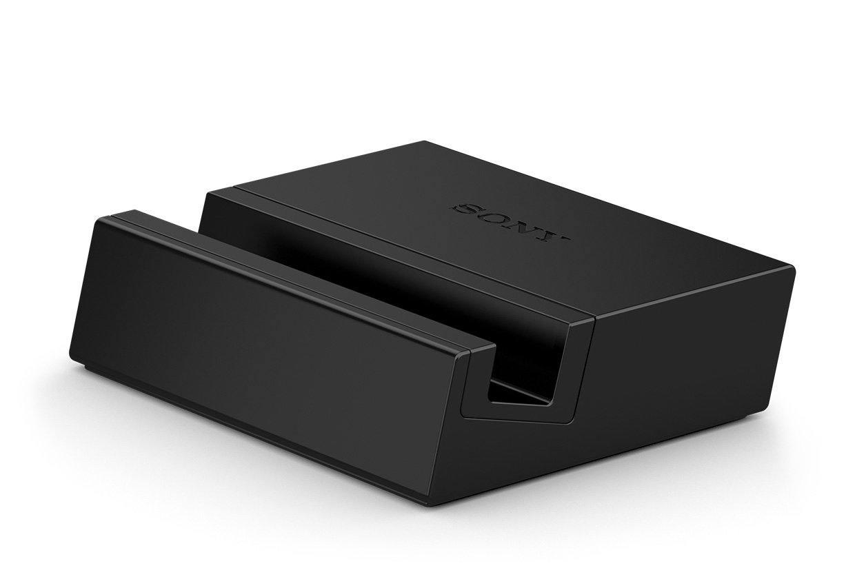 Sony Xperia Z3/Z3 Compact DK48 Magnetic Charging Dock - Black