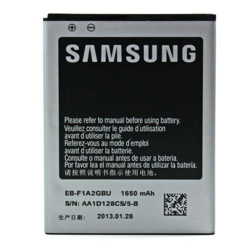 Genuine Samsung Galaxy S2 i9100 Battery - EB-F1A2GBUCSTD
