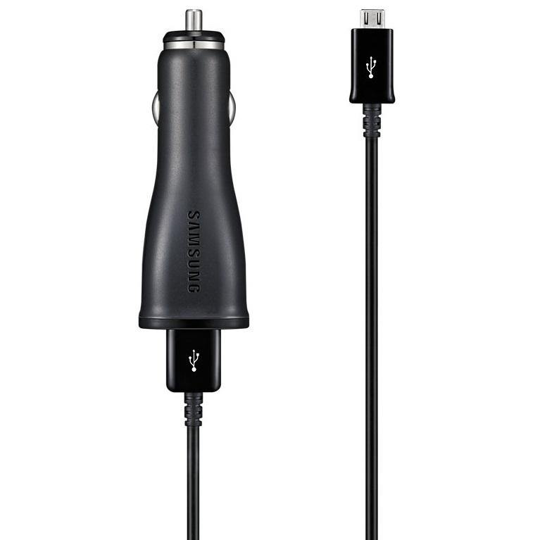 Genuine Samsung 2 Amp Car Charger with Micro USB