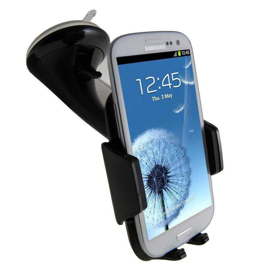Samsung Galaxy Note 2 / Note 3 Vehicle Dock Holder Mount - Uk Mobile Store