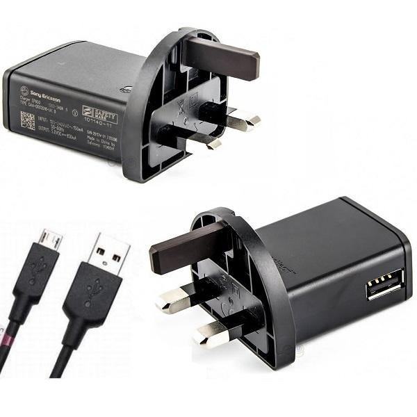 Genuine Sony Xperia Z3 Mains Charger - EP800