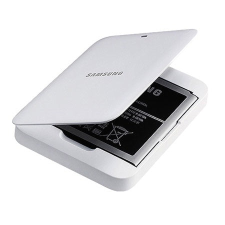 Official Samsung Galaxy S4 Extra Battery Kit - White