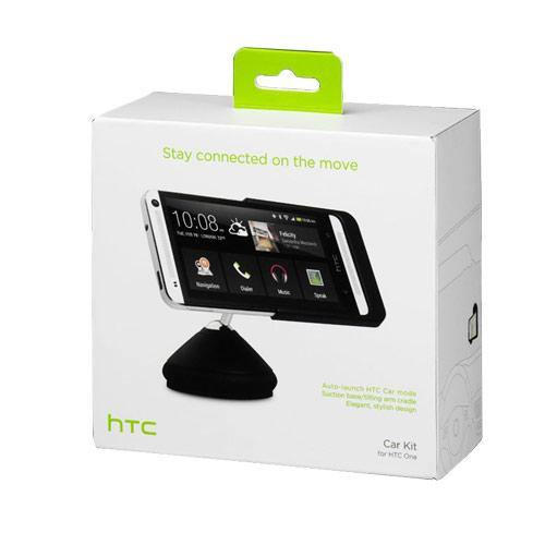 HTC One M7 Car Holder and Charging Kit - CAR D160