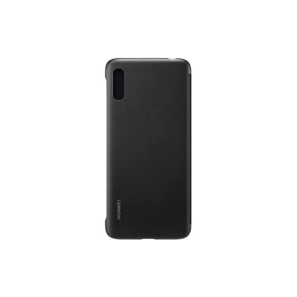 Official Huawei Y6 2019 Flip Case / Cover Black 51992945