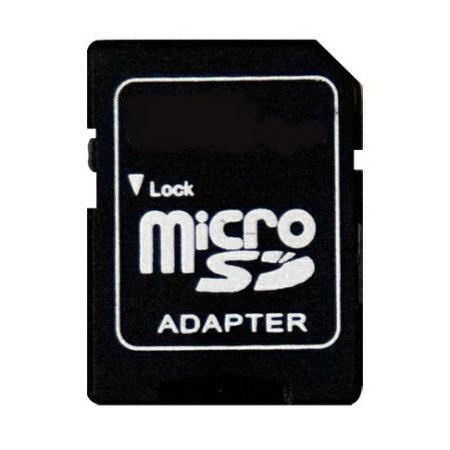 SD Memory Card Adaptor