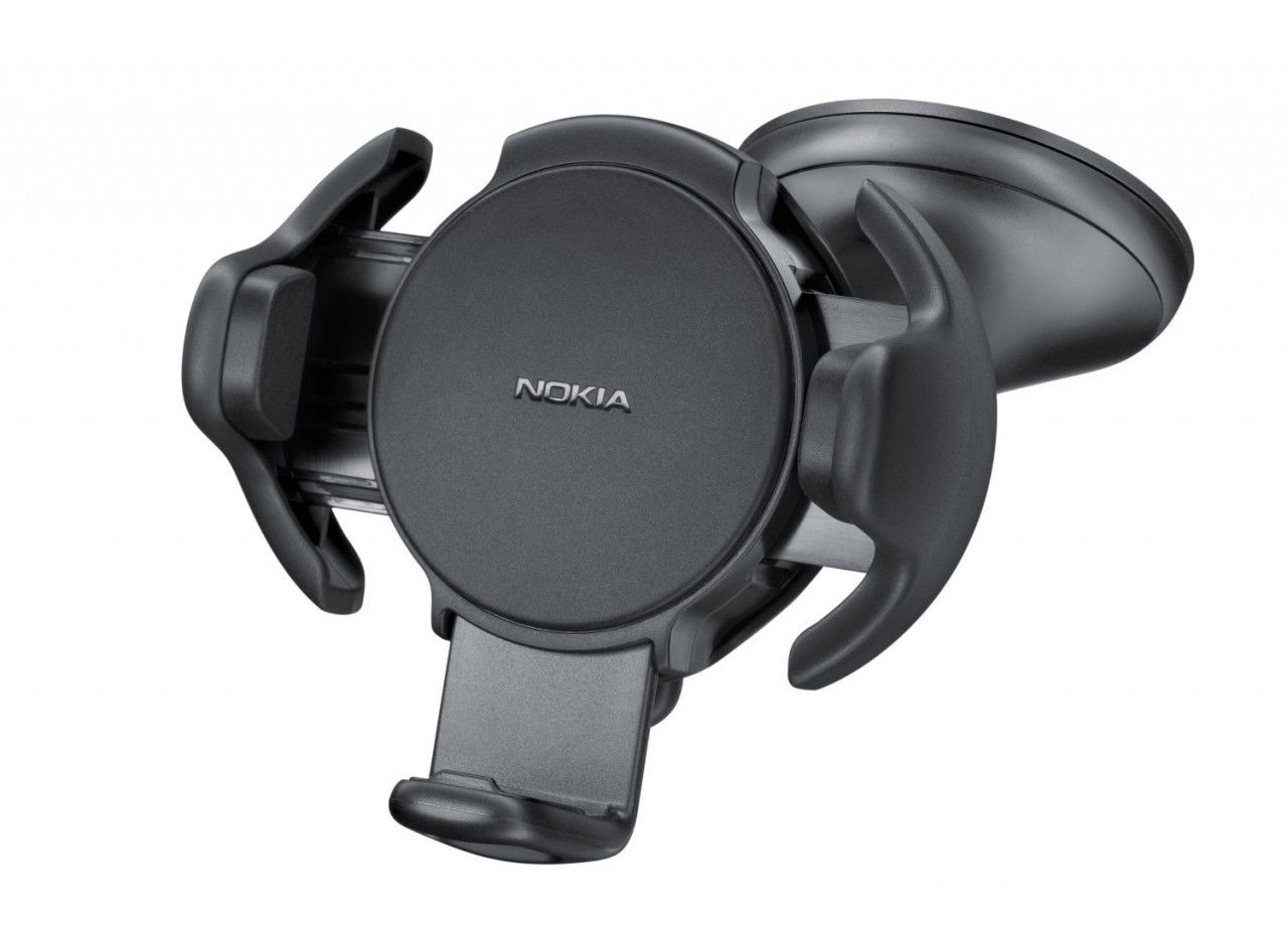 Nokia CR-123 Mobile Phone Holder - Black