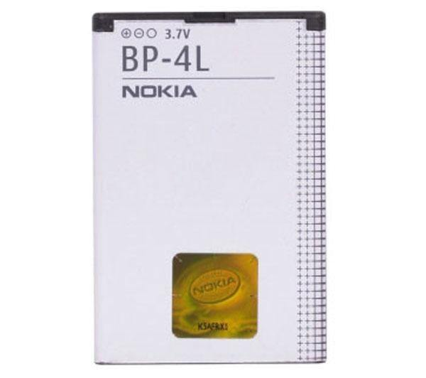 Genuine Nokia E6 Battery - BP-4L