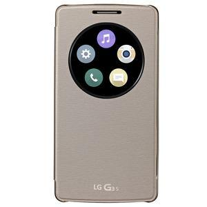 LG G3 S QuickCircle Case - Gold