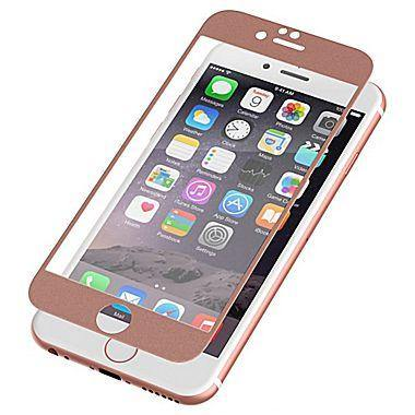 Zagg InvisibleShield iPhone 6 / 6S Glass Luxe Screen Protector Rose Gold