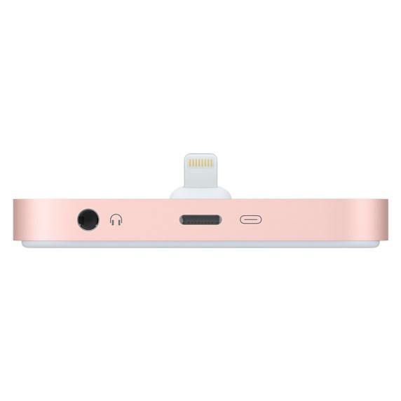 Official Apple iPhone Lightning Dock Rose Gold