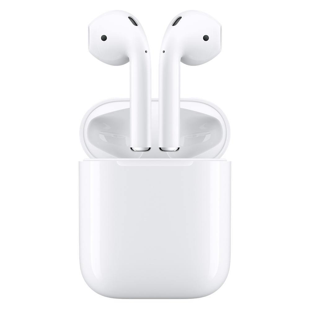 Apple AirPods Bluetooth Earphones White - MMEF2ZM/A