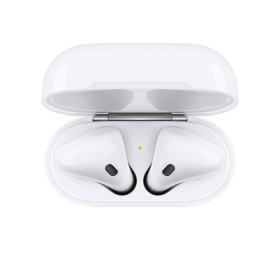 Official Apple AirPods 2 with Charging Case MV7N2ZM/A White