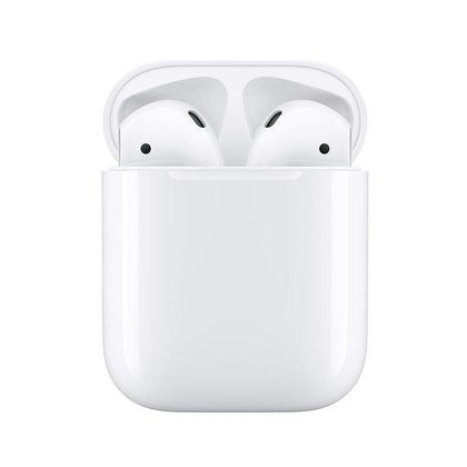 Official Apple AirPods 2 2019 with Charging Case MV7N2ZM/A White
