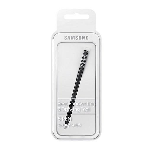 Official Samsung Galaxy Note 8 Stylus S Pen Black - Uk Mobile Store